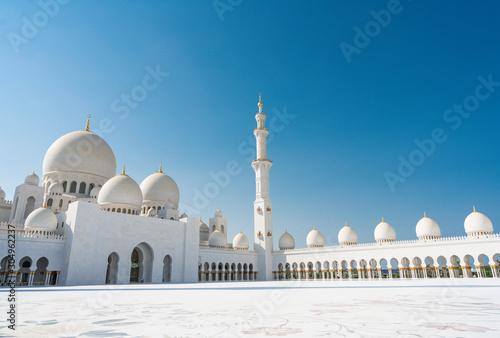 Abu Dhabi , United Arab Emirates  November  04 , 2019 Fototapet