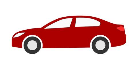 samochód osobowy ikona