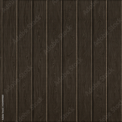 Fototapeta pattern wood dark brown texture background.Used for wallpapers or other business applications. obraz na płótnie