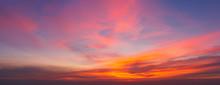 Beautiful Background Sunrise O...