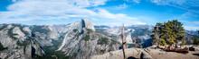 Half Dome Du Parc Yosemite