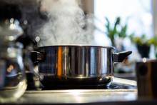 Closeup Cooking