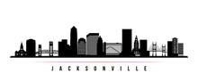 Jacksonville Skyline Horizonta...