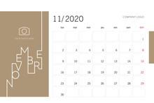 Calendar Planner Template For ...