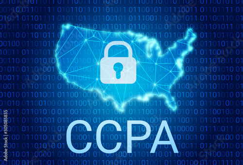 Photo CCPA - California Consumer Privacy Act