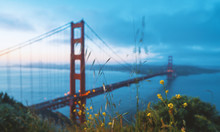 San Francisco's Golden Gate Br...