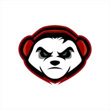 Panda Streamers E Sports Logo ...