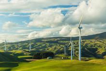ニュージーランド Te Apiti Wind Farm