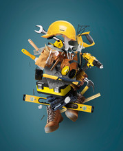 Construction Tools And Instrum...