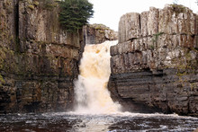 High Force Waterfall, Located ...