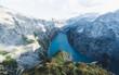 Der Limmernsee von der Muttseehütte