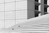 Fototapeta Paryż - schody, łuk