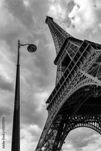 Fototapeta Paryż, wieża Eiffla obraz