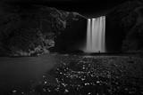 wodospad Skogafos Islandia