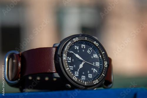 Fotografie, Obraz military watch
