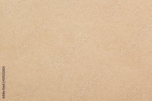 Leinwand Poster Brown paper texture background