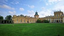 Palais De Wilanów, Varsovie