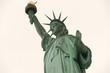Statue of Liberty, portrait. NYC USA