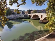 Roma - Ponte Principe Dal Lung...