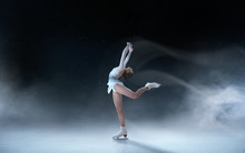 Figure Skating Girl.