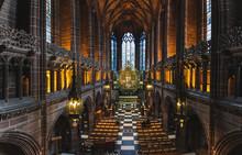 Nebenraum Der Kathedrale Von L...