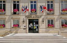 Montoire Sur Le Loir; France -...