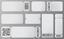 Empty Ticket Template For Movi...