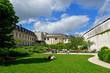 Versailles; France - june 16 2019 : le jardin des recollets