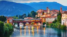 Bridge Ponte Degli Alpini At R...
