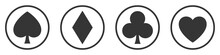 Vector Set Of Symbols Playing ...