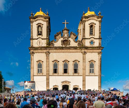 Fotografia Igreja Senhor do Bonfim Salvador Bahia