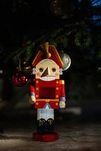 Nutcracker Under The Christmas...