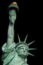 Estátua Da Liberdade Em Nova ...