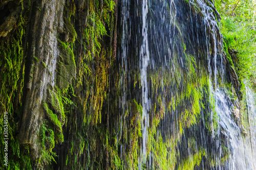 Fényképezés  The Kursunlu Waterfall Nature Park in Antalya, Turkey