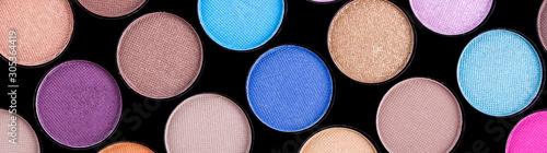 Obraz Professional eyeshadows palette - fototapety do salonu