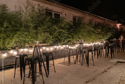 фотография Tables in the Night