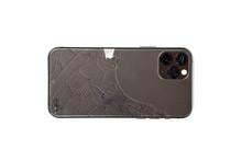 Broken Lens On Smartphone, Isolated White Background, Back Side, Lens, Camera