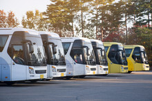 New Bus Fleet Is Parking At Th...