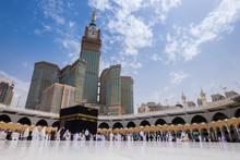 Makkah, Saudi Arabia - 29 July...
