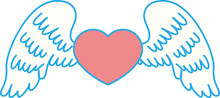 Cute POP Angel Wings With Love...