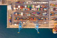 Aerial View Of Adriatic Gate C...