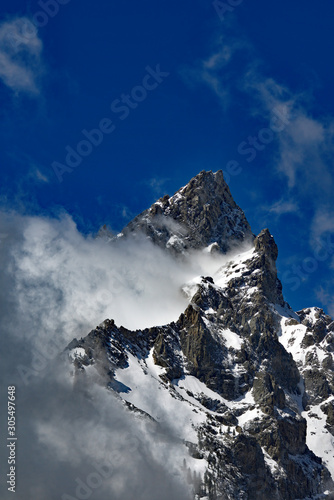 mountain flow