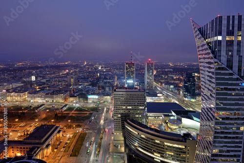 Fototapety, obrazy: Warsaw, Poland.