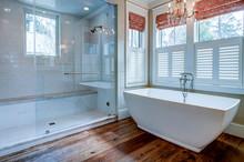 Beautiful Luxury Bathroom With...