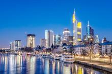 Frankfurt Am Main, River, Tour...