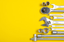 Tools Socket Wrench, Adjustabl...
