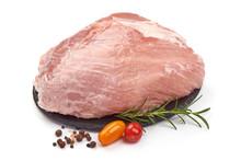 Pork Raw Gammon Steak, Ham Cut...
