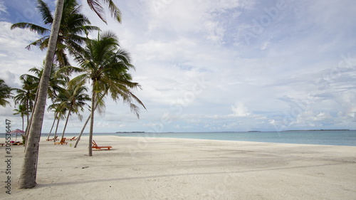 Beach day Fototapet