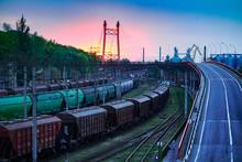 Railroad Transportation, Freig...