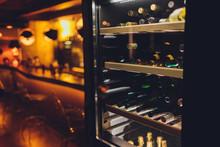 Storing Bottles Of Wine In Fri...